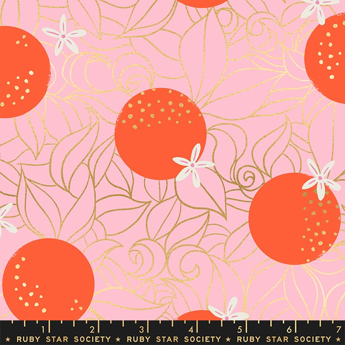 Ruby Star Society Florida by Sarah Watts for Ruby Star Blossoms Posy