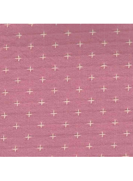 Diamond Textiles Manchester Rose Quartz Pluses