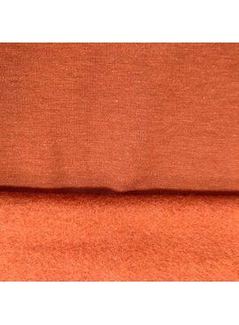 KenDor Bamboo Cotton Stretch Fleece Rust