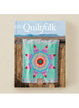 Quiltfolk Magazine Issue 15 Nevada