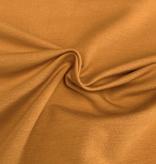 KenDor Bamboo Cotton Stretch Fleece Nugget Gold