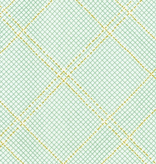 Robert Kaufman Collection CF by Carolyn Friedlander Seafoam