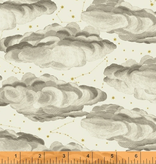 Windham Fabrics Stargazer by Whistler Studios Clouds White