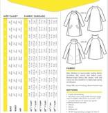Closet Core Patterns Closet Core Patterns Clare Coat