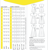 Closet Core Patterns Closet Core Patterns Elodie Wrap Dress