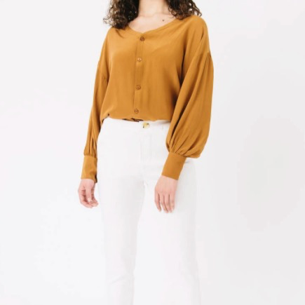Papercut Patterns Nexus Blouse by Papercut Patterns