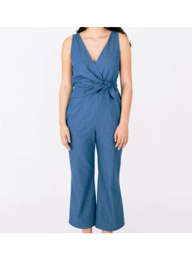 Papercut Patterns Sierra Jumpsuit by Papercut Patterns