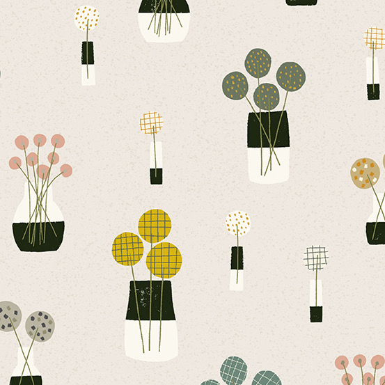 Andover Perennial by Sarah Golden Bouquet Stone