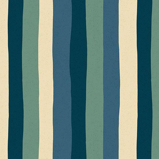 Andover Perennial by Sarah Golden Stripes Marine