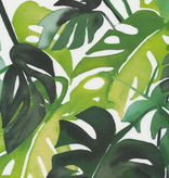 Cloud 9 Cloud 9 Organic Matte Laminated Cotton Philodendron