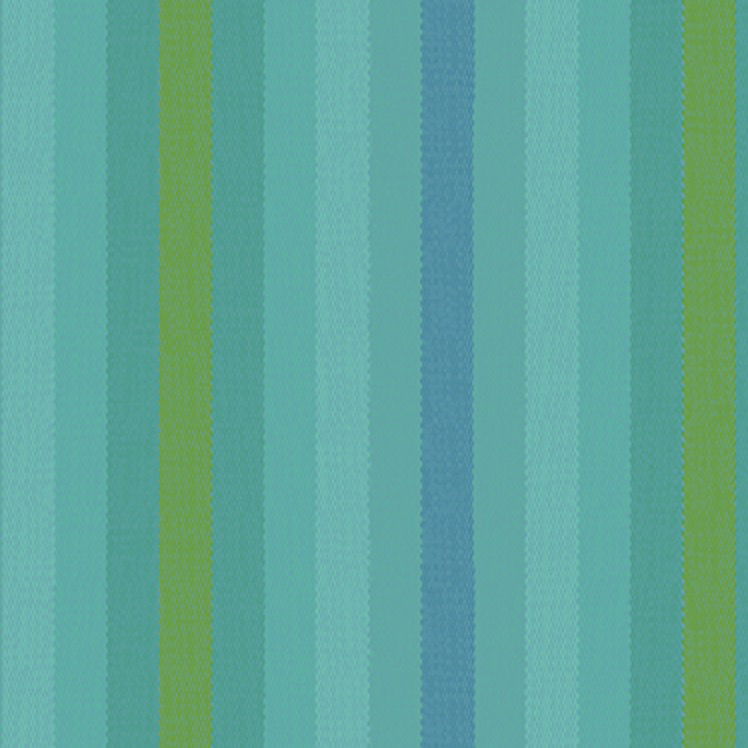 Andover Kaleidoscope by Alison Glass Stripes and Plaids Teal Stripe