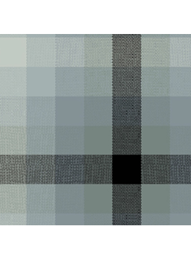 Andover Kaleidoscope by Alison Glass Stripes and Plaids Charcoal Plaid