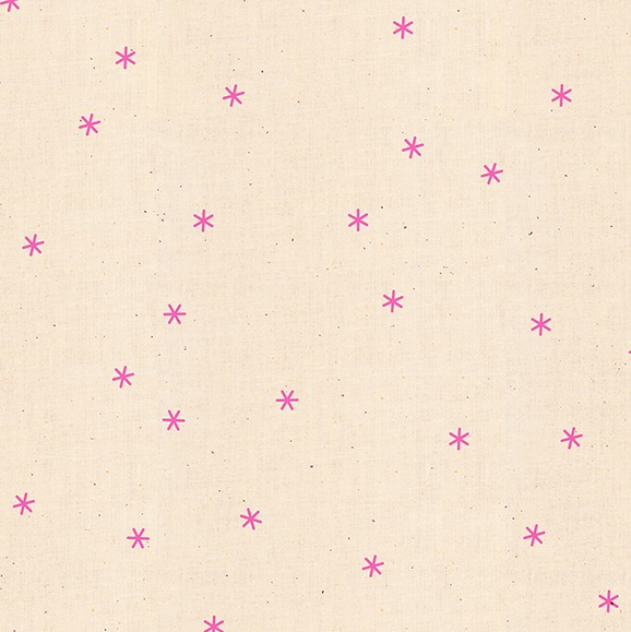 Ruby Star Spark by Melody Miller for Ruby Star Society Neon Pink