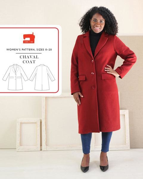Liesl & Co Liesl + Co Chaval Coat