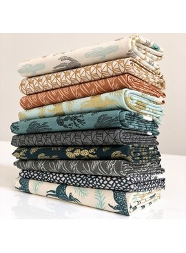 All Through the Land Amelie Mancini 10-piece Fat Quarter Bundle