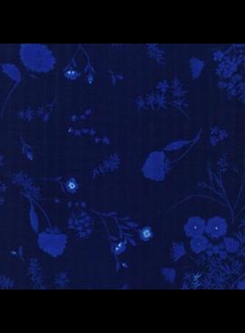 Kokka Nani Iro by Naomi Ito Jardin II Double Gauze