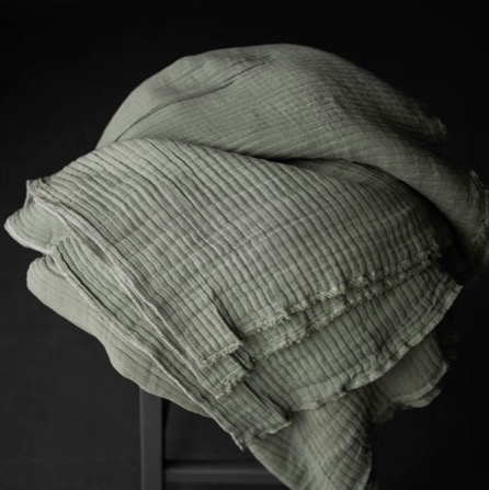 Merchant & Mills Merchant & Mills Murakami Quilted Wobble Gauze Cotton