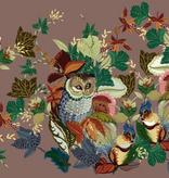 Alexander Henry Harvest Owl by Alexander Henry Mushroom