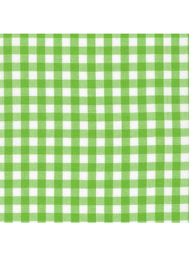 Robert Kaufman Carolina Gingham Lime