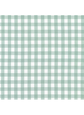 Robert Kaufman Kitchen Window Wovens Gingham by Elizabeth Hartman Sage