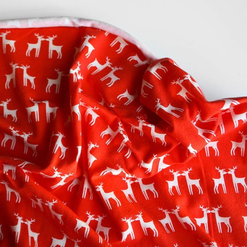 Art Gallery Cozy & Joyful by Maureen Cracknell Under the Mistletoe Knit