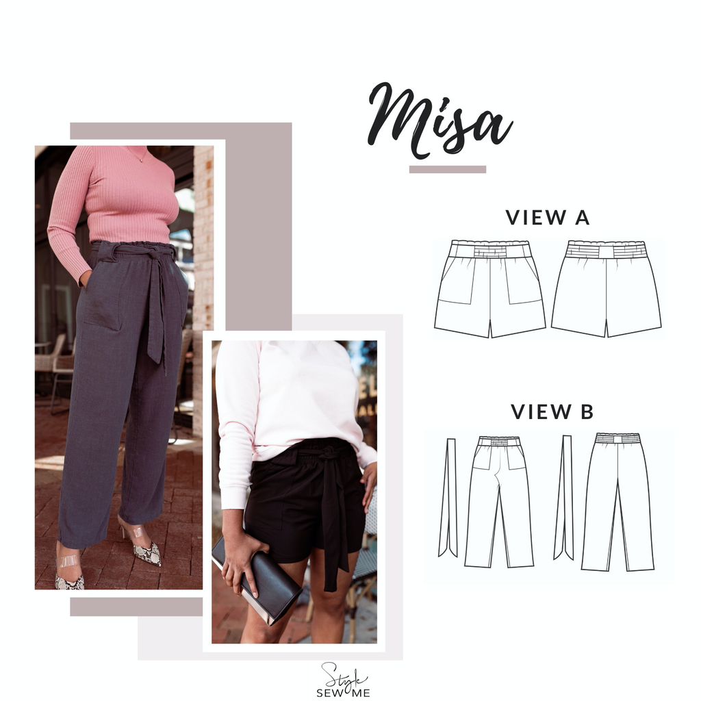 Style Sew Me Style Sew Me Misa Pattern