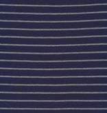 Cloud 9 Cloud 9 Organic Cotton Knit Navy / Grey Stripes