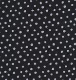 Cloud 9 Cloud 9 Organic Cotton Knit Black Dots