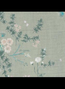Kokka Nani Iro by Naomi Ito Jardin Sateen