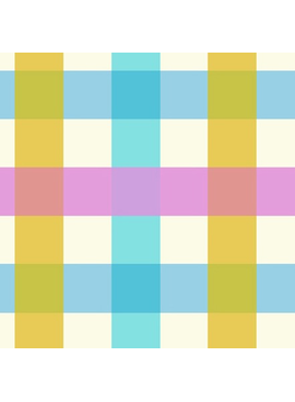 Windham Fabrics Malibu by Heather Ross Big Gingham Aquamarine