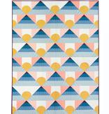 Lo & Behold Stitchery Mountain Horizon Quilting Pattern by Lo & Behold Stitchery