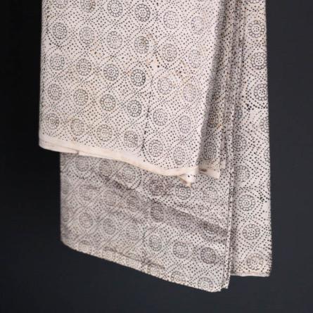 Merchant & Mills Merchant & Mills Daisy Grey Indian Cotton
