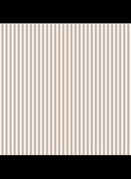 FIGO Serenity Basics Stripes by FIGOTaupe and Cream