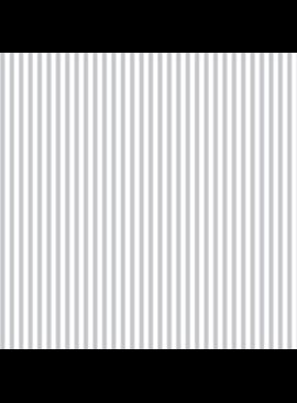 FIGO Serenity Basics Stripes by FIGOGray and cream