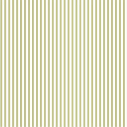 FIGO Serenity Basics Stripes by FIGO<br /> Green and Cream