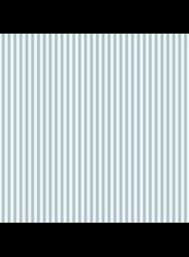 FIGO Serenity Basics Stripes by FIGOBlue and cream