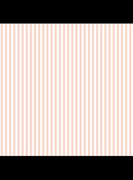 FIGO Serenity Basics Stripes by FIGO Pink and Cream