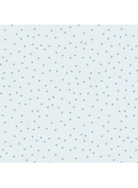 FIGO Serenity Basics Dots by FIGOBlue with Teal dots