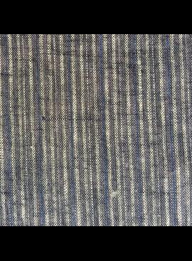 Pickering International Hemp / Organic Cotton Yarn Dyed Blue Ticking 5.4oz