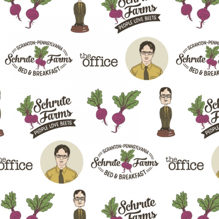 Camelot The Office: Schrute Farms