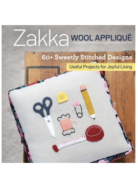 Brewer Zakka Wool Applique