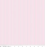 "Riley Blake 1/8"" Stripe Peony by Riley Blake"