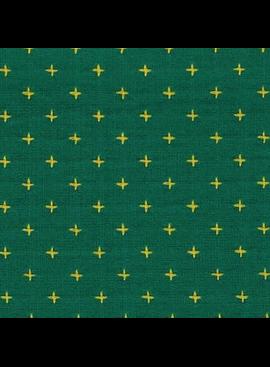 Diamond Textiles Manchester Teal Pluses