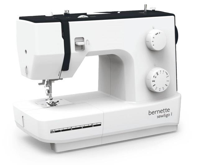 Bernette Bernette Sew & Go