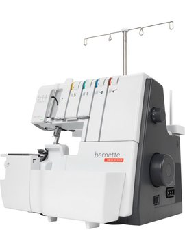 Bernette Bernette 44 Funlock Overlocker/Serger – MSRP: $599 25% off now through April 30