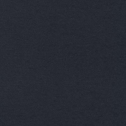 Robert Kaufman Dana Cotton/Modal Knit Storm Blue