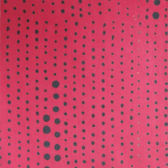 Andover Chroma by Alison Glass - Pinpoint Strawberry