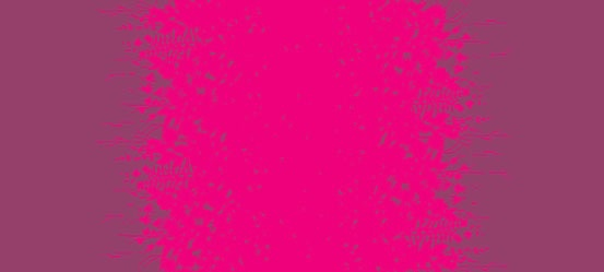Andover Adorn by Alison Glass: Silhouette on Lawn Magenta