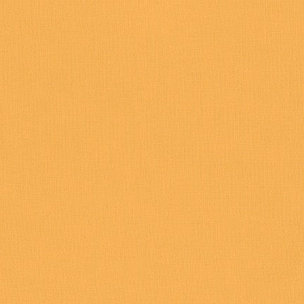 Robert Kaufman Kona Cotton Ochre