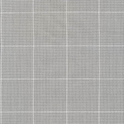 Robert Kaufman Shimmer On Yarn Dyed Grey by Jennifer Sampou